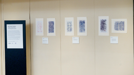 Our cancer journeys: artistic expressions of living with cancer